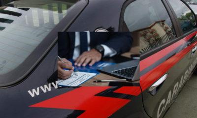 Foto Auto Carabinieri, Avvocato