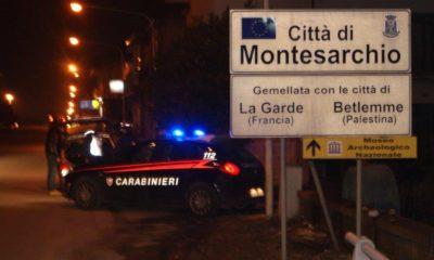 carabinieri montesarchio