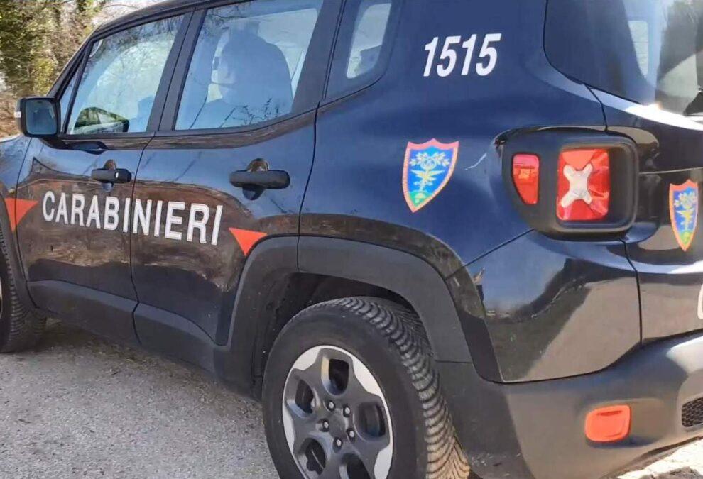 Jeep-Carabinieri