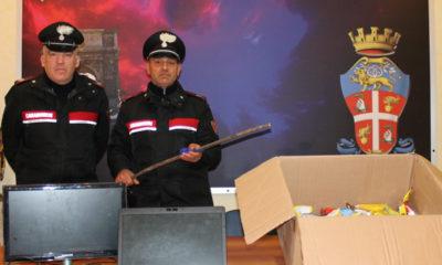 Foto Carabinieri Benevento