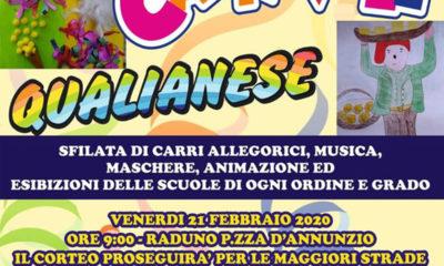 Manifesto Carnevale
