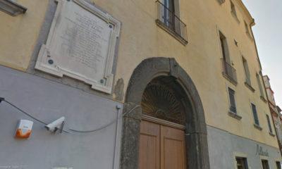 palazzo baronale villaricca
