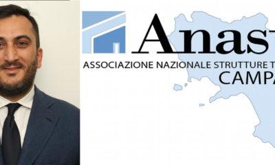 Logo Anaste a Sinistra il Presidente Avv. Nicola Galdiero