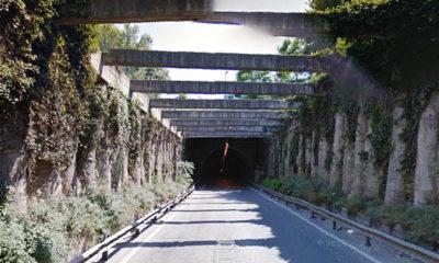 galleria di Monte Corvara
