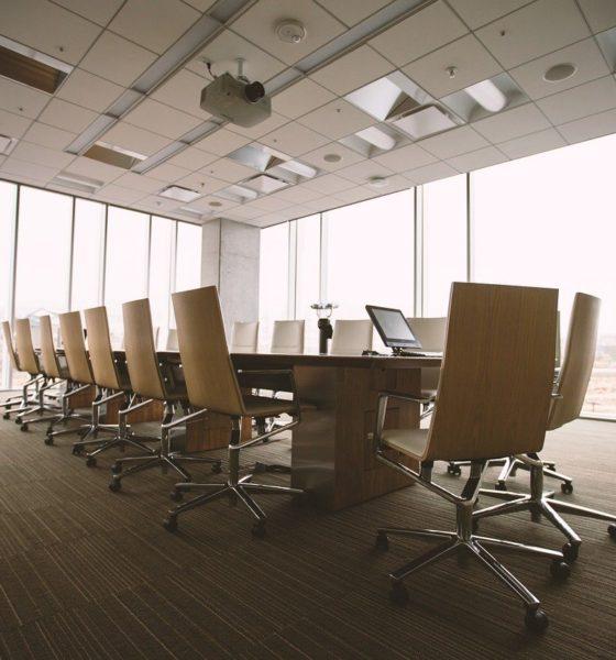 Sala conferenze risparmio energetico